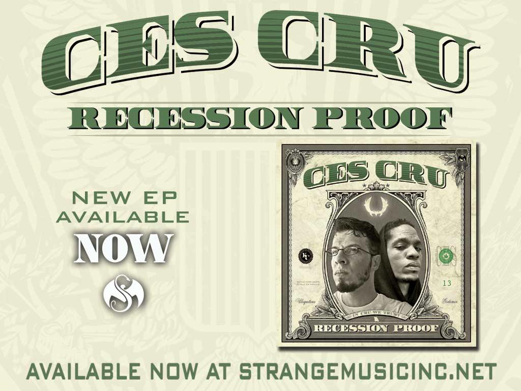 CES Cru Recession Proof