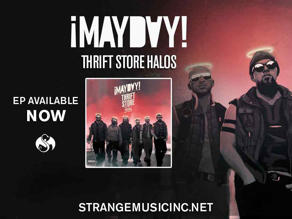 Mayday - Thrift Store Halos 8/7/2012