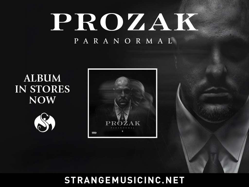 Prozak - Paranormal 4/24/12