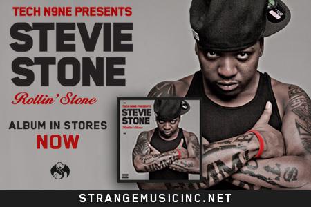 Rollin Stone Stevie Stone Album