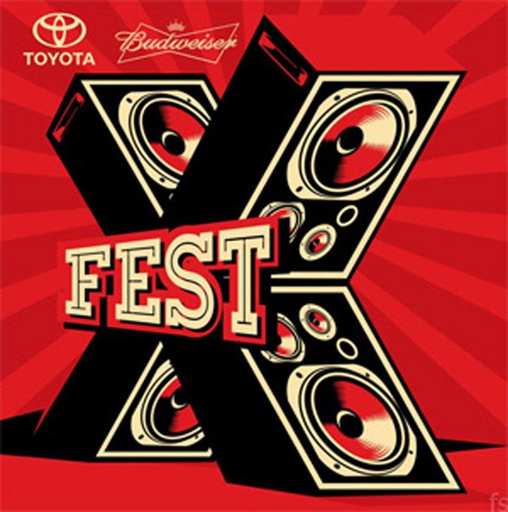 X Fest 2015