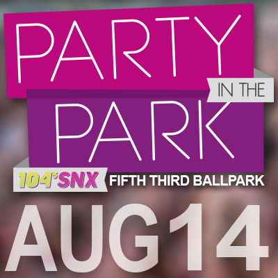 Party In The Park 2015