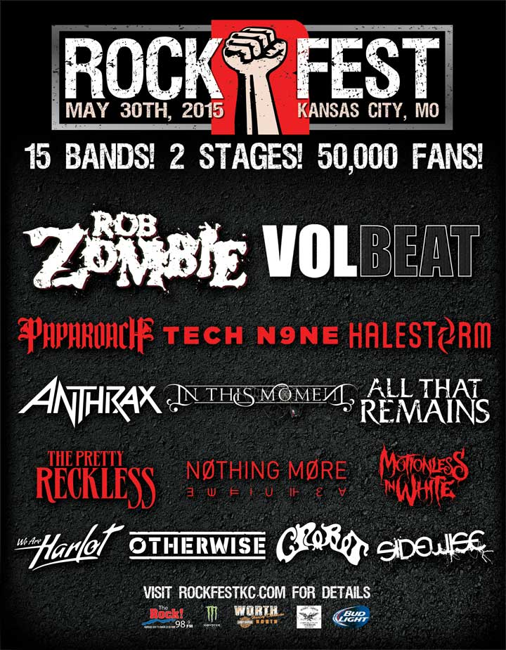 Rockfest - Kansas City MO