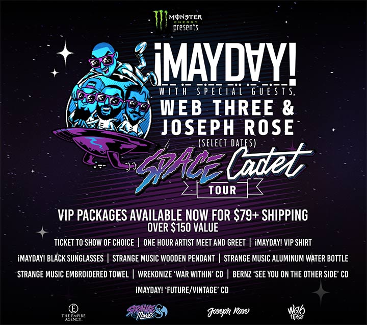Strange Music VIP Tour Packages