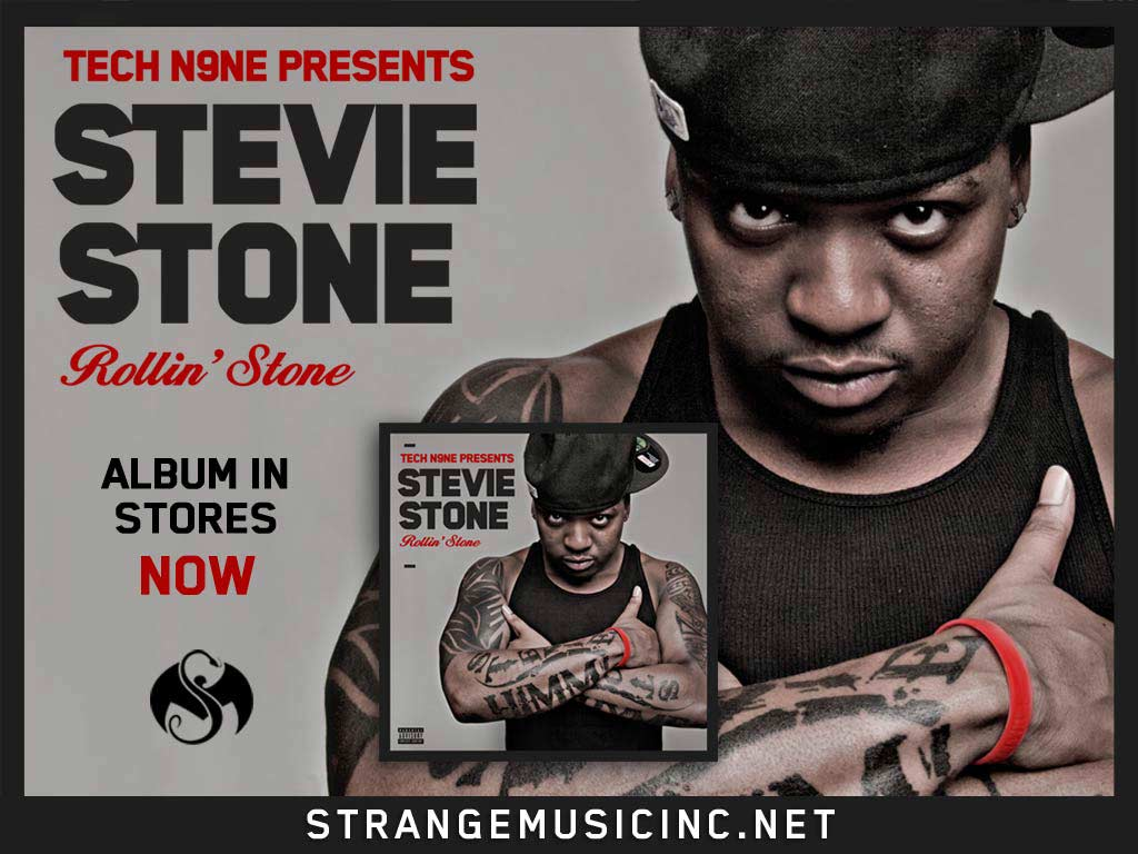 Stevie Stone - Rollin' Stone 6/12/12