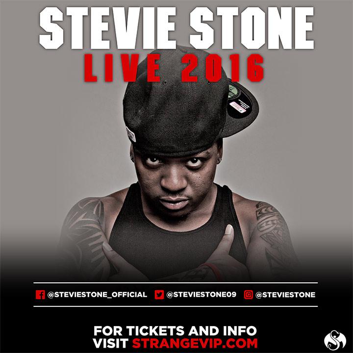 Stevie Stone Live!