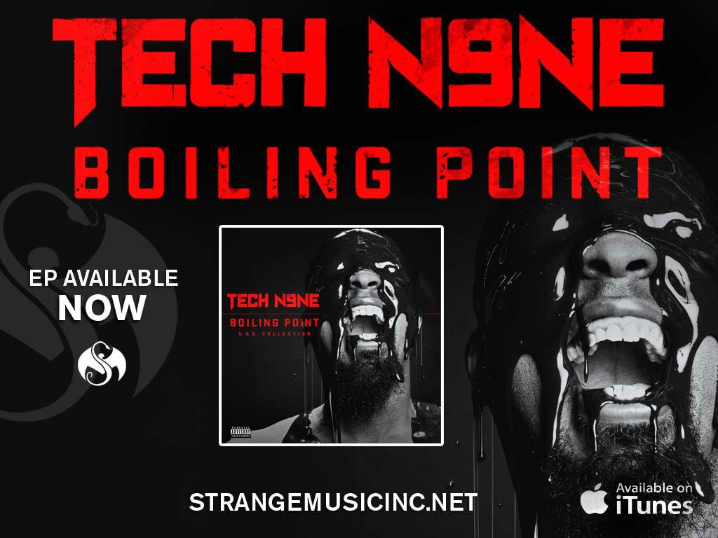 Tech N9ne - Boiling Point 10/30/12