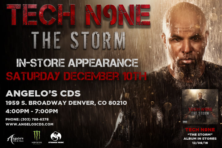 The Storm - InStore Signing Denver